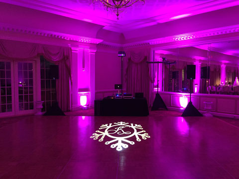 fort-worth-wedding-uplighting-monogram-at-colonial-country-club