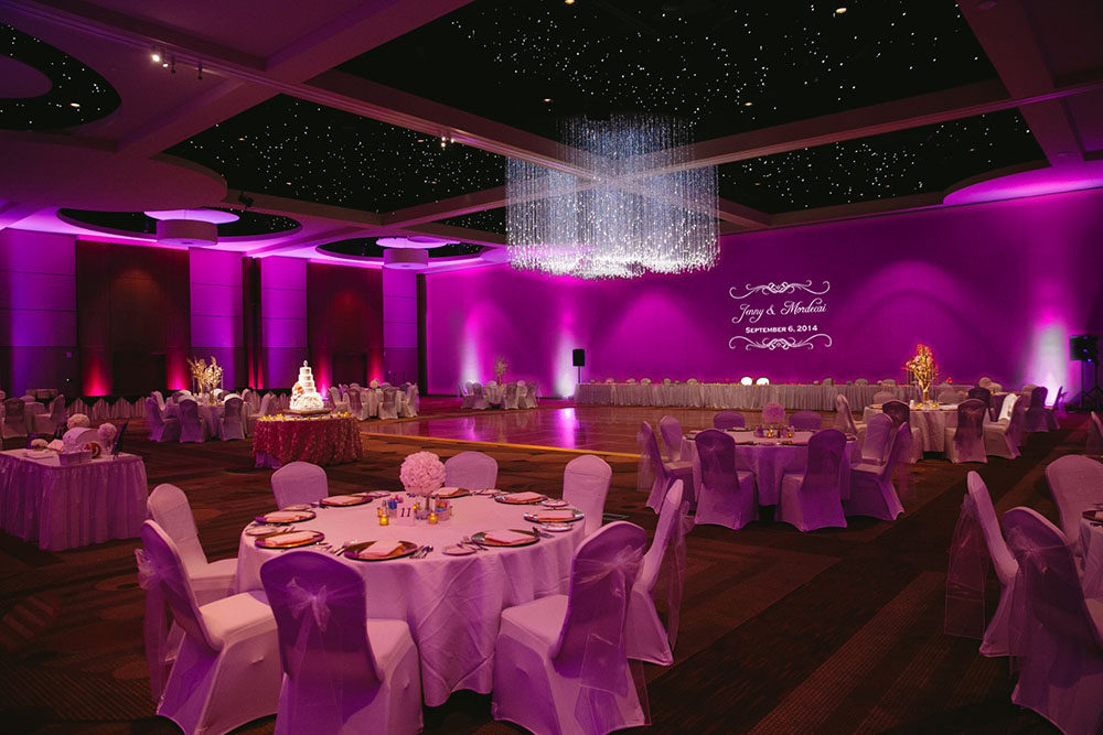 purple-uplighting-fort-worth-hurst-dfw